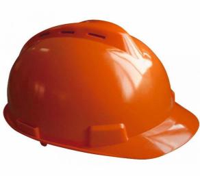 helm orange safety