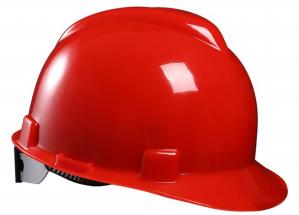 helm merah safety