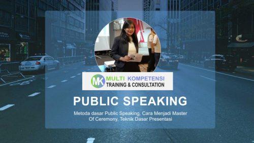 pelatihan public speaking