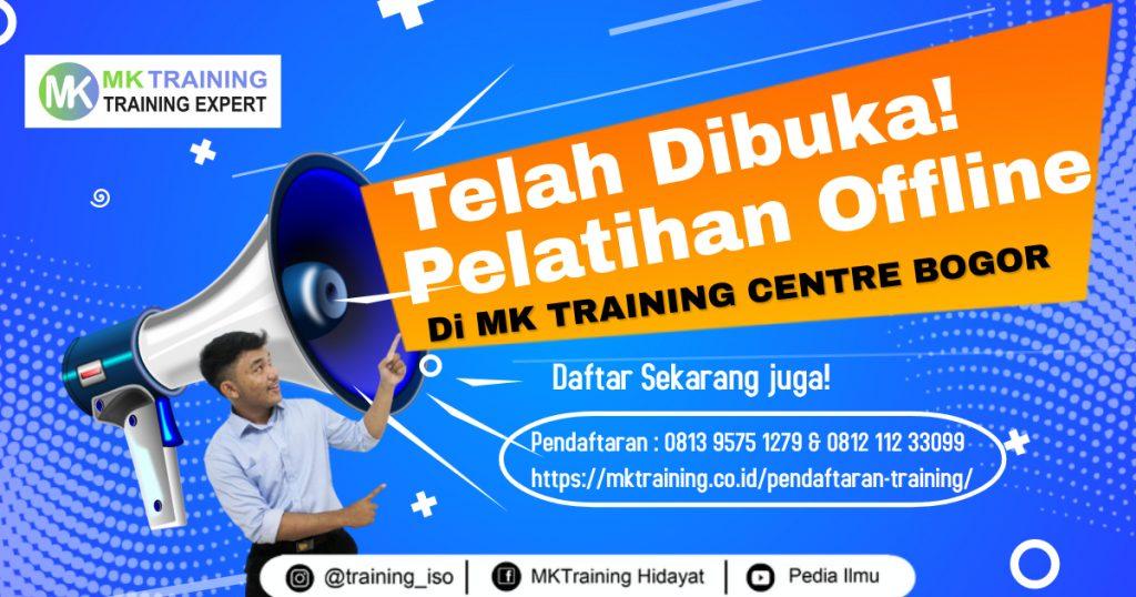 pelatihan offline MK Training