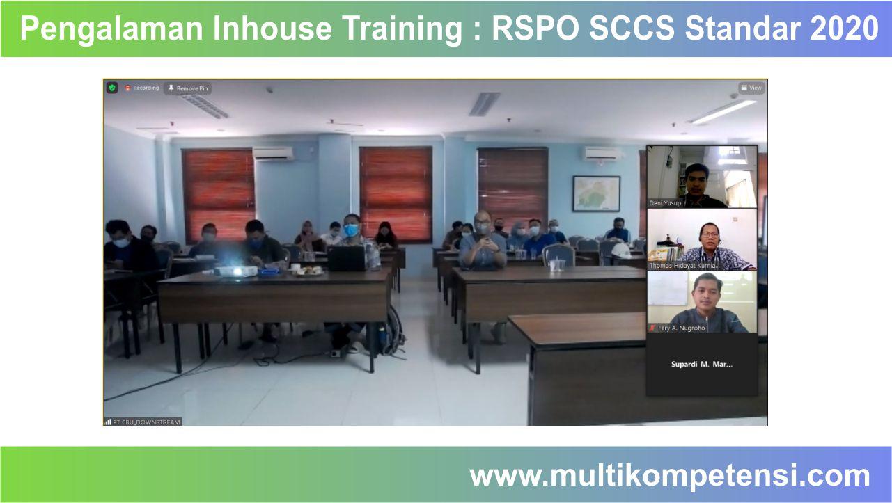training rspo sccs