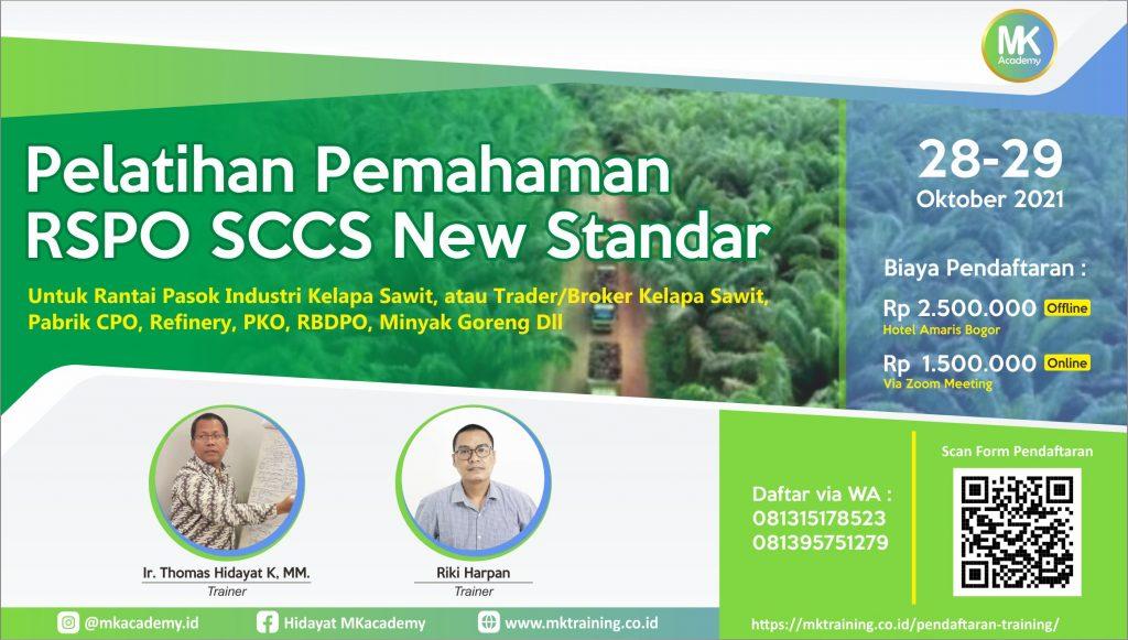 Pelatihan RSPO CCS