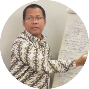 Trainer Thomas Hidayat K, MM