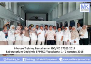 Pengalaman Training & Konsultasi Multi Kompetensi 1 2Agustus2018InhouseTrainingISO17025 01 300x210