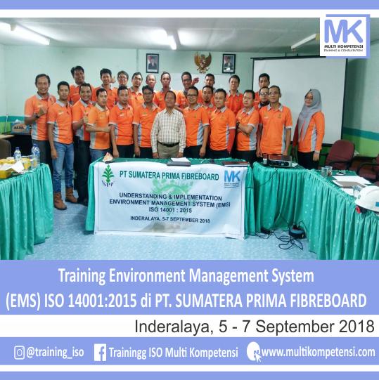 Pengalaman Training & Konsultasi Multi Kompetensi PT Sumatera Prima Fibreboard Multi Kompetensi 01
