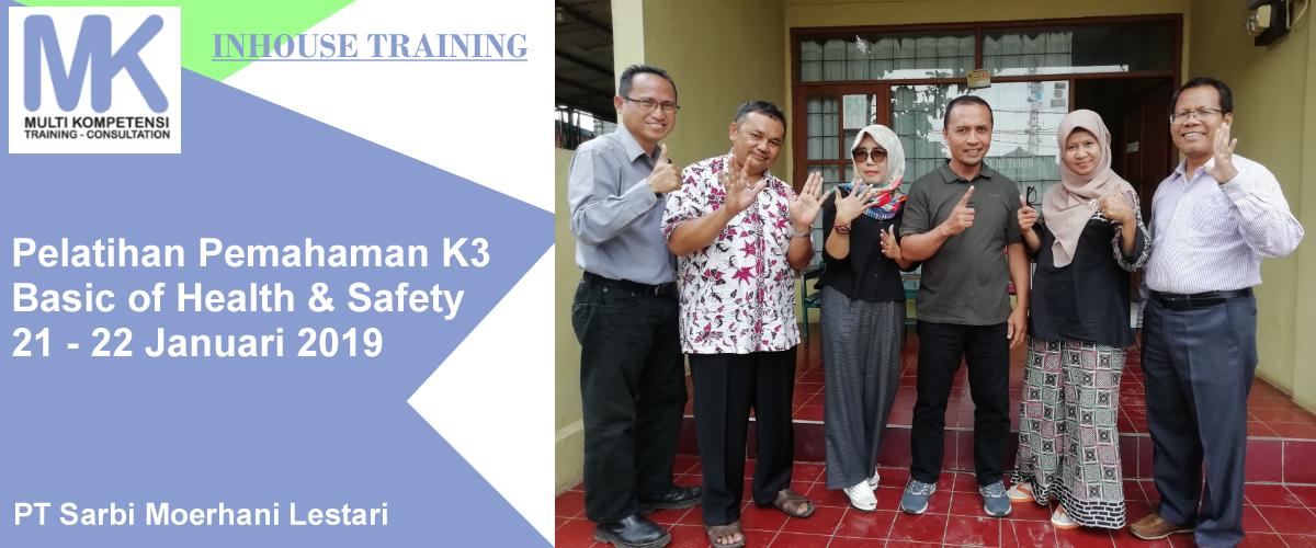 k3 1  Pengalaman Training & Konsultasi Multi Kompetensi k3 1