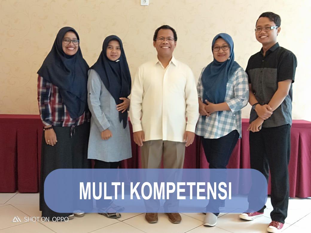 9  Pengalaman Training & Konsultasi Multi Kompetensi 9