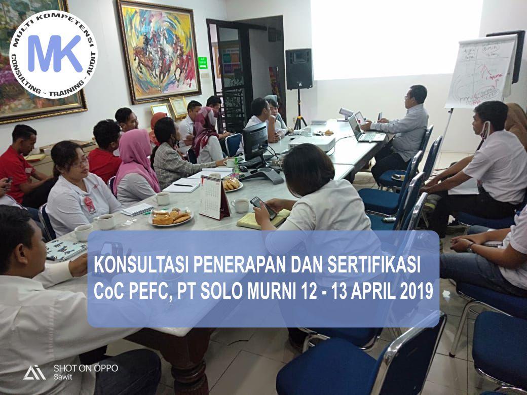 1  Pengalaman Training & Konsultasi Multi Kompetensi 1 1