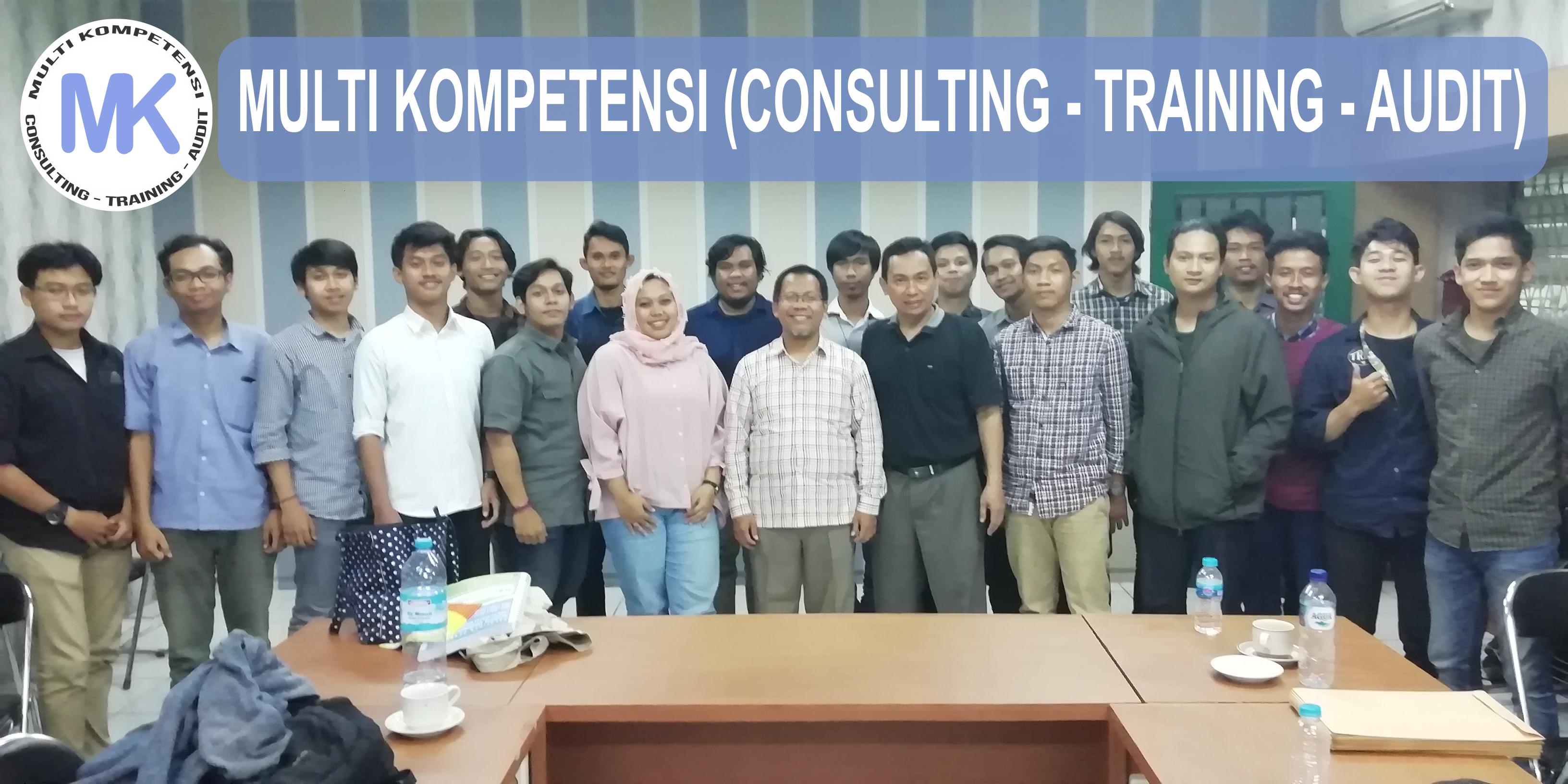 9  Pengalaman Training & Konsultasi Multi Kompetensi 9 1