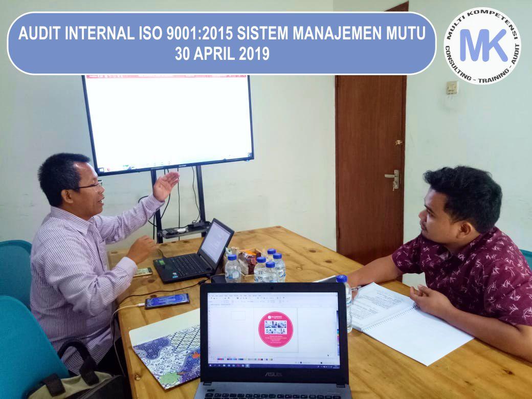 1  Pengalaman Training & Konsultasi Multi Kompetensi 1