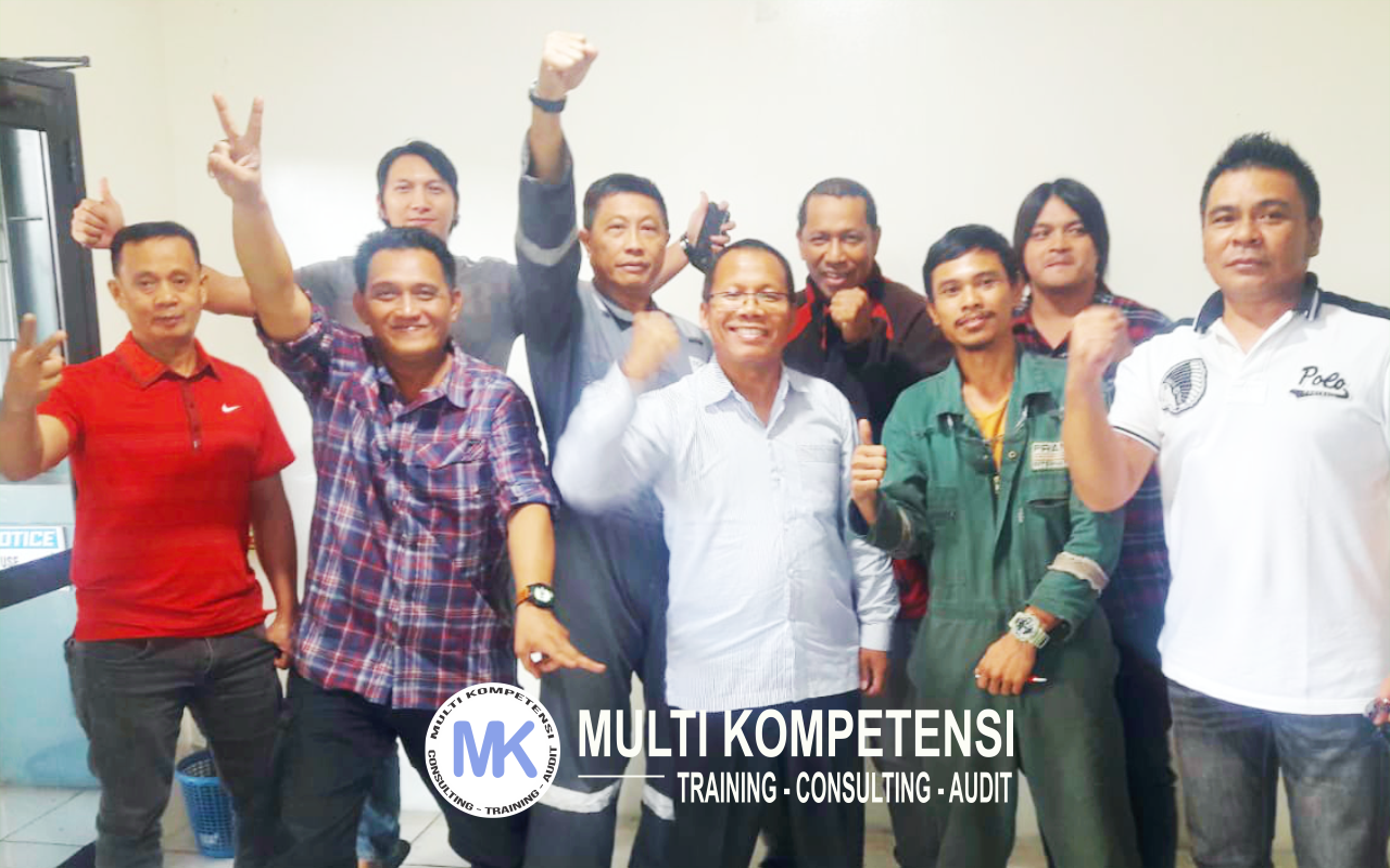 004  Pengalaman Training & Konsultasi Multi Kompetensi 004