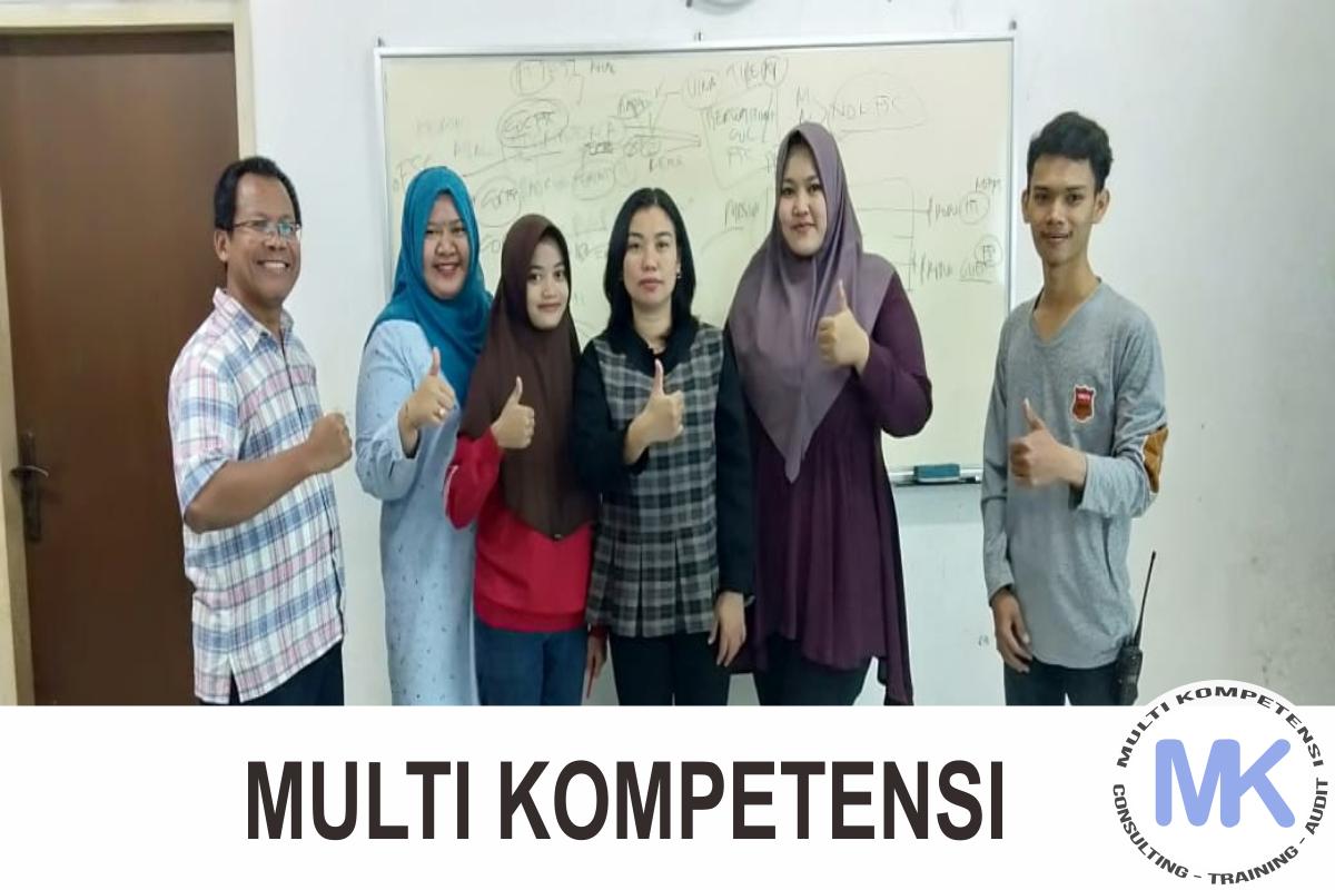 10  Pengalaman Training & Konsultasi Multi Kompetensi 10