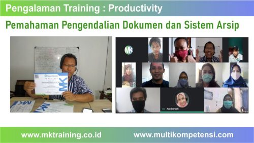 pelatihan dokumen dan sistem arsip