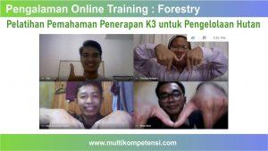 pelatihan k3 untuk pengelolaaan hutan