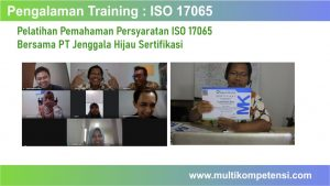 training iso 17065