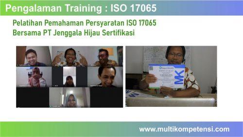 training iso 17065