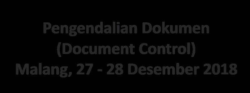 14- Pengendalian Dokumen 27 - 28